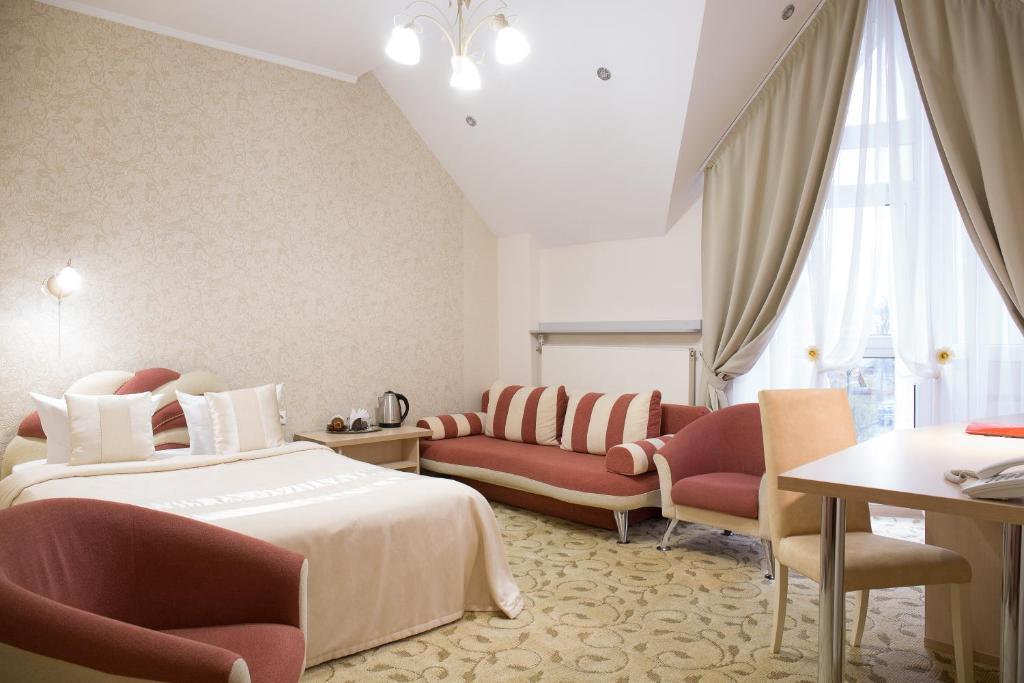 Отель Семашко - фото №53