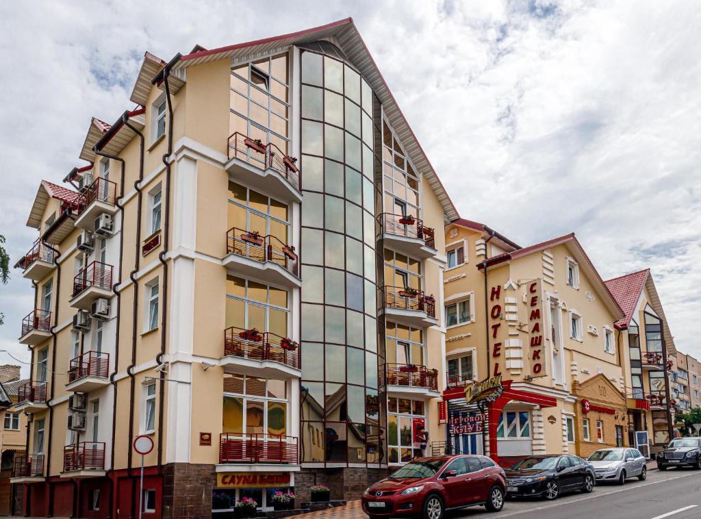 Отель Семашко - фото №116
