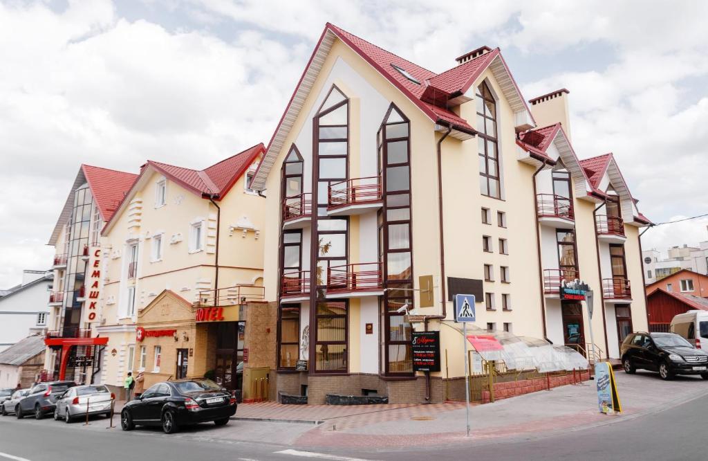 Отель Семашко - фото №100