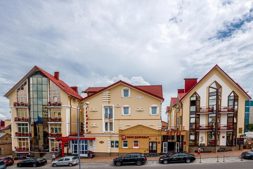 Отель Семашко - фото №117