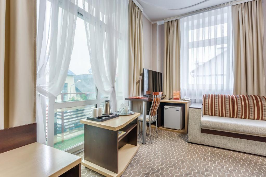 Отель Семашко - фото №125