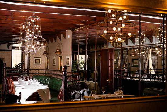 Ресторан Жюль Верн - фото №4