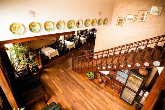 Ресторан Жюль Верн - фото №8