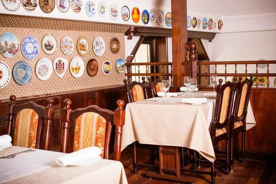 Ресторан Жюль Верн - фото №6
