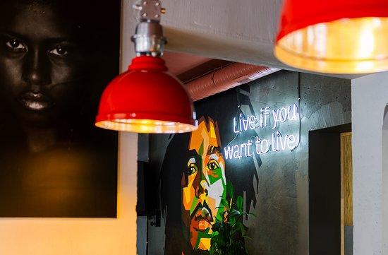 Кафе Боб Марли - фото №6