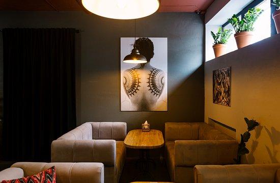 Кафе Боб Марли - фото №2