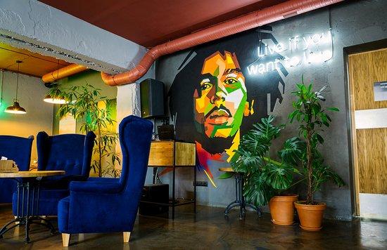 Кафе Боб Марли - фото №8