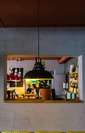Кафе Боб Марли - фото №9