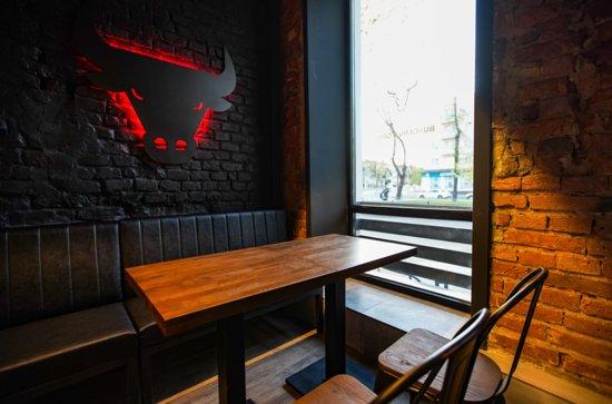 Street food Momoo Burger House - фото №4