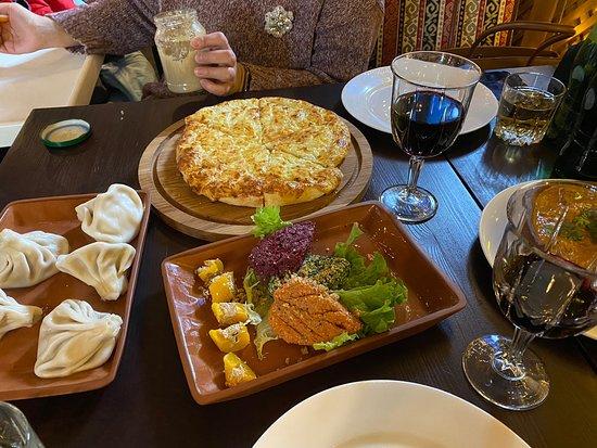 Ресторан Пиросмани - фото №3