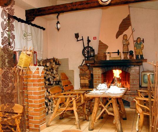 Кафе Изба в Задворцах - фото №4