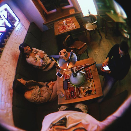 Кофейня Ковёр coffee shop - фото №3