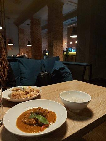 Кафе Манао Thai Food & Lounge - фото №8