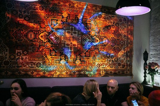 Кофейня Ковёр coffee shop - фото №7