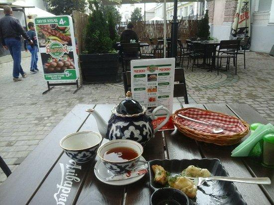 Кафе Бархан - фото №3