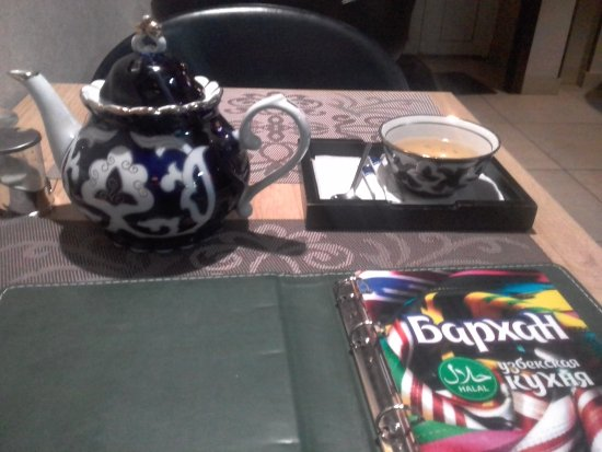 Кафе Бархан - фото №4