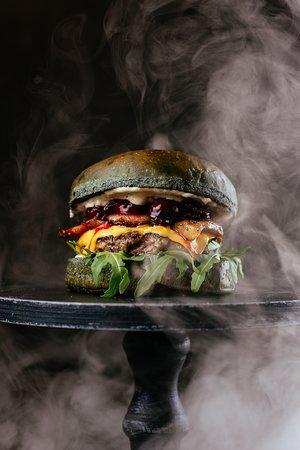 Сетевой фастфуд ресторан Burgerhub - фото №2