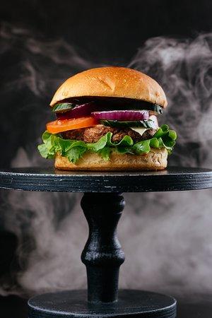 Сетевой фастфуд ресторан Burgerhub - фото №10