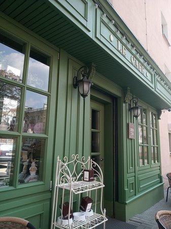 Кафе Le Cafe - фото №3