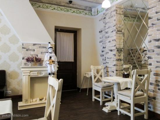 Кафе Кафе Pierrot - фото №8