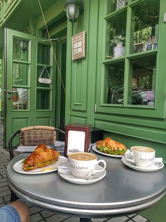 Кафе Le Cafe - фото №6