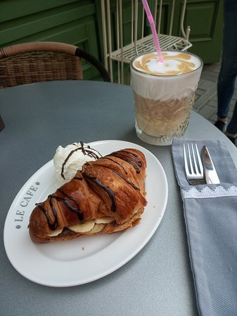 Кафе Le Cafe - фото №10