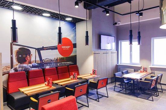 Кафе GARAGE food & coffee - фото №5