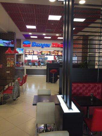 Сетевой фастфуд ресторан Бургер Мастер - фото №5