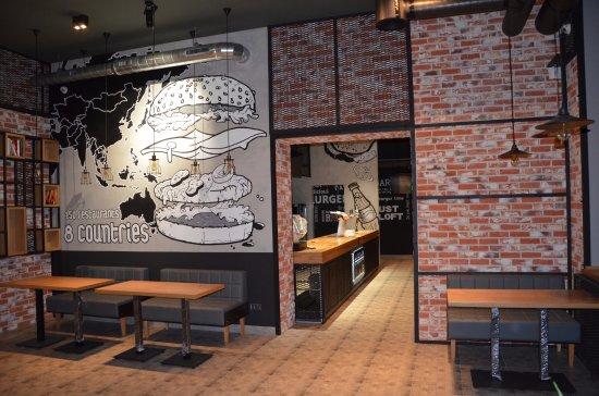 Кафе Бургер Клаб Лофт - фото №9