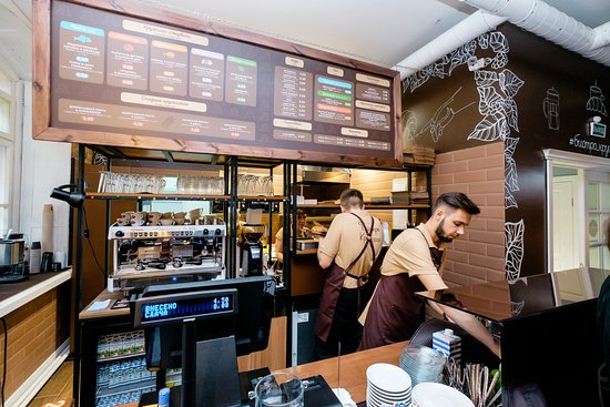 Кафе Бистро Круассан - фото №3