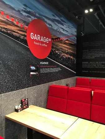 Кафе GARAGE Food&Coffee - фото №3