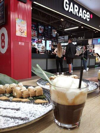 Кафе GARAGE Food&Coffee - фото №8