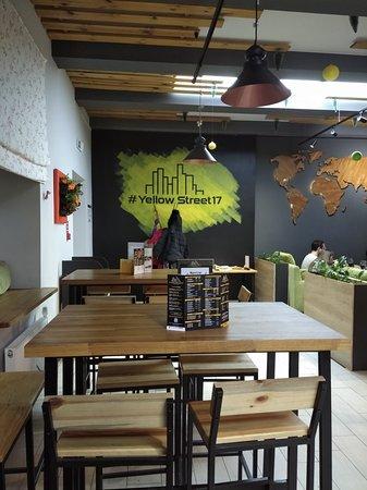 Кафе YellowStreet17 - фото №3