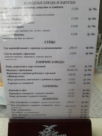 Кафе Провинция - фото №4