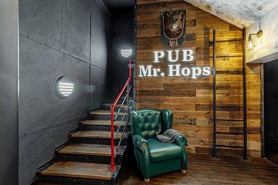 Паб, пивоварня Pub Mr.Hops - фото №7