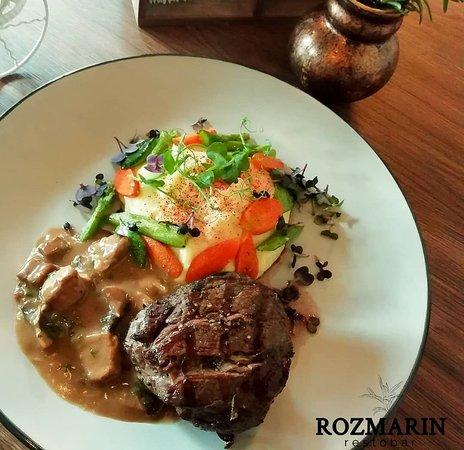 """Ресторан Restobar """"Rozmarin"""" - фото №4"""