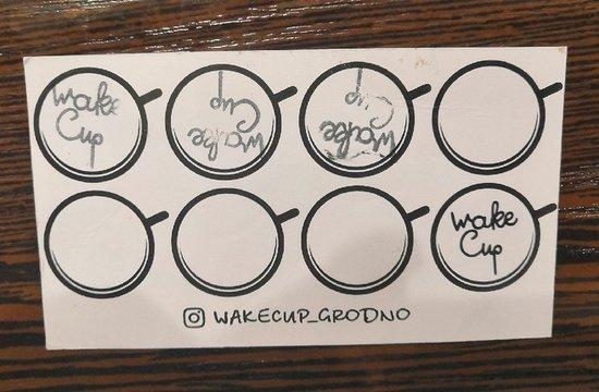 Кофейня Wake Cup Coffee - фото №3