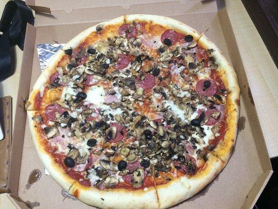 Кафе Гоу-Гоу Пицца - фото №3