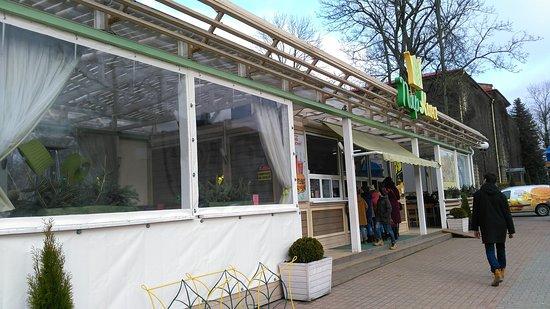 Кафе ПаркКинг - фото №3