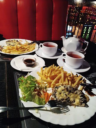 "Сетевой фастфуд ресторан Ресторан ""Бургер Пицца"" - фото №4"