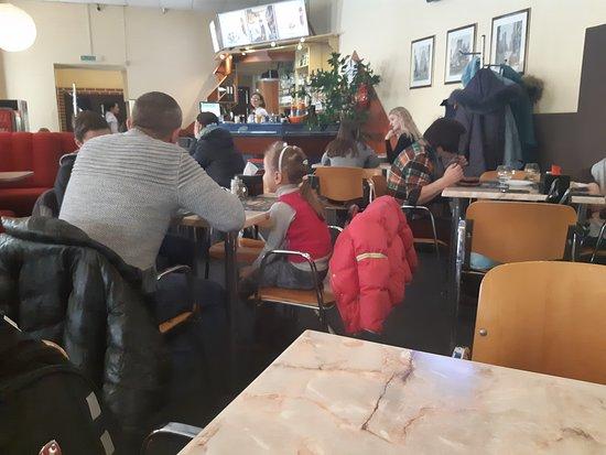 "Сетевой фастфуд ресторан Ресторан ""Бургер Пицца"" - фото №14"