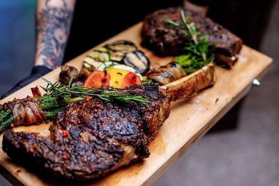 Ресторан Steak & Wine Club - фото №8