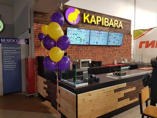 Кафе Капибара - фото №9