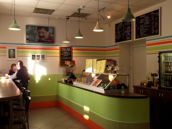 Кафе Пан Бульбан - фото №6