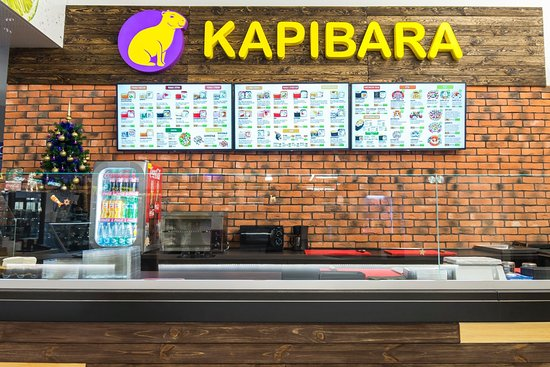 Кафе Капибара - фото №6