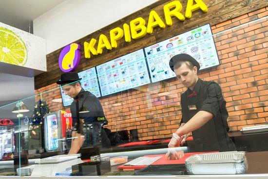 Кафе Капибара - фото №8