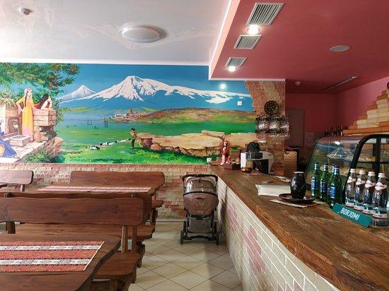 Кафе Ереван кафе - фото №5