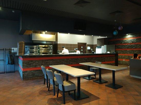Кафе Pizza Smile - фото №9