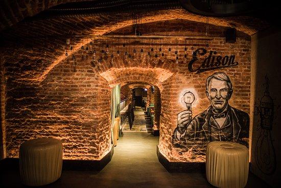 Классический бар Эдисон Бар - фото №7