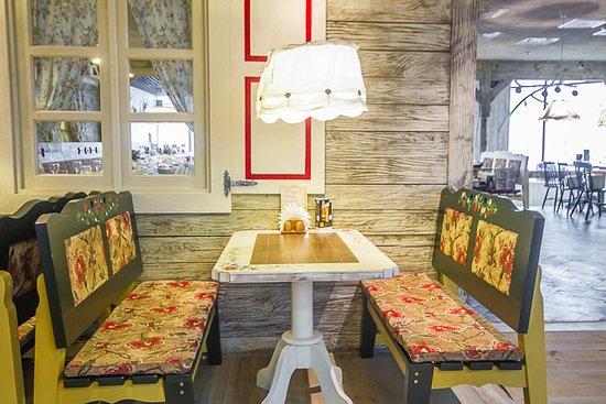 Кафе Васильки - фото №33